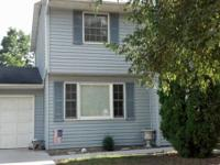 3 bedroom 1 1/2 bath side-by-side Duplex with 1 car