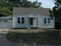 Three bedroom 1 3/4 baths home with an extra large
