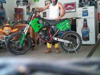 I have a 93 honda cr 125 for sale it is sitting on a cr