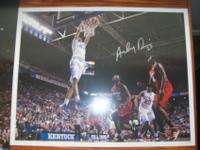 Both 16x20 posters were signed at the Kentucky Shop in