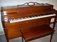 This Howard by Baldwin Piano is in Good Condition. The