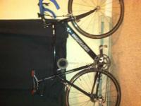 Great bike, size 58 cm and has force cranks that are