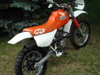 Honda XR80 The Honda XR 80 is probably one of the best
