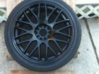Hi CL. Selling my 18x8 mono block mesh wheels lug