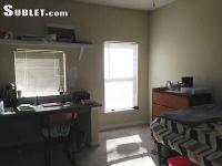 Big room in The Flats, student housing. Located in