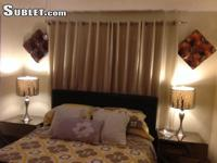 Furnished room for rent plus one month security