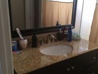 Room and bathroom for rent. Clean two story home and