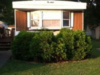 2 bedrooms 2 outdoor sheds Bedroom 1 10 x 11 --New