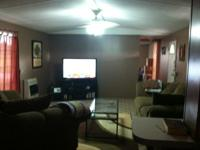 2 bedroom 2 bath remodeled single wide for sale. Both