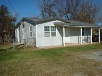 Approx. 900 Sq. Ft. house located in Cache,OK. It is 2