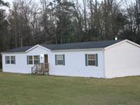 Double Wide four Bedroom and two Baths. MOBILE HOME FOR
