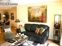 I am subleasing my furnished 2 bed - 2 bad apartment at