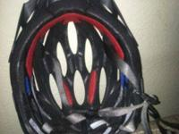 HAVE A MENS BICYCLE NEW IN BOX BELL XC RACING HELMET SZ