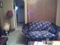 Love seat for sale, bought it last summer, now have a