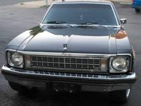 76 chevy nova original 100.000 miles body interior mint