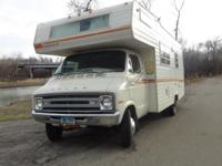 Runs & drive good, 360 61,000 miles, fridge, A/C,