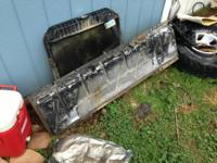 Nice fuel tank out of 76 ford f150 4x4 sending unit