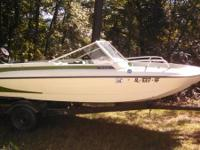 I have 76 Glasstron Ski boat w/ trailer...boat solid