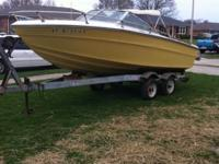 1976 Searay IO in Nicholasville, KY. Needs some work.