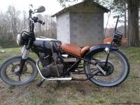 i have a full custom yamaha bobber for sale. its has