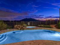 Enjoy amazing expansive ridge top views with complete