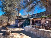 Enjoy off-grid, back country living, or retreat ranch,