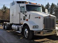 2 X 2007 KW T-800'sCat Motor13 Speed Transmission40,000