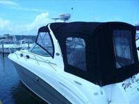 2006 Sea Ray 300 SUNDANCER IN A SLIP WAITING FOR YOU