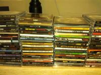 I have 76 hip hop cds for sale. Many of them are from