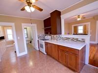 a handy storage area. Kitchen area home appliances and
