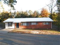 VERY FINE 3br/1.5 ba brick veneer home with ch/a, some