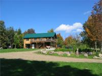 Big acreage property with quality private setting in