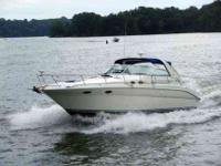 1996 Sea Ray 37 SUNDANCER ONE OWNER * ALWAYS FRESH