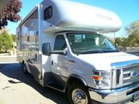 WOW 2013 Itasca Class C 26' Impulse Silver, we bought