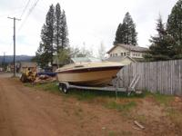 This is a STEAL for a boat with a new rebuilt engine