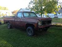 I am lookin to trade this truck for either a pick-up