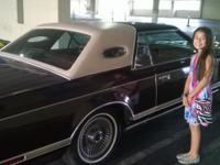 Classic 1978 continental for sale by owner, bought new