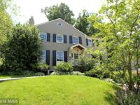 WONDERFUL 4BR/3FB/2HB Colonial on 3 floors. This fully