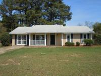 Nice 4 bedroom 2 bathroom home on a nice corner lot