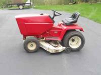 internaional 782 cub cadet, 20hp kohler engine,