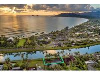 Rarely available Kailua waterfront home. This luxury 4
