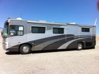 "This pampered 40"" motorhome was National's top of the"