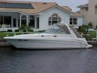 2001 Sea Ray 340 SUNDANCER Newly Listed 2001 340
