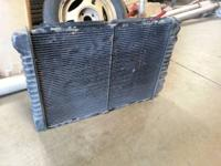 79-93 Ford Mustang 5.0 3 Core Radiator Nice Shape No