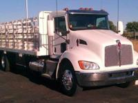 2011 Kenworth T370 Series Conventional. 24' Custom