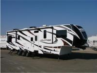 2013 Dutchmen VOLTAGE 3600 Fifth Wheel Toyhauler