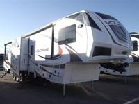 2013 Dutchmen VOLTAGE 3905 Fifth Wheel Toyhauler