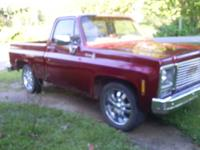 79 CHEVY SBC cam, headers, edelbrock performer& new 600