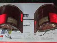 Tail lights for 79 Chevy truck. Please call  to