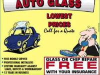 Auto Glass, Windshield Replacement & Repair in